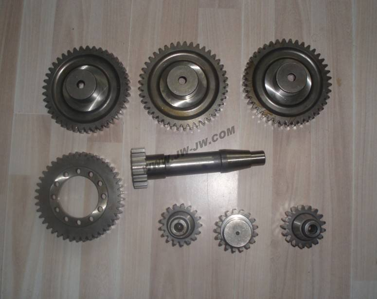 Looms Spare Parts Gear set for Somet loom