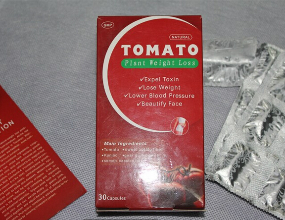 TOMATO herbal best slimming and weight lose capsule