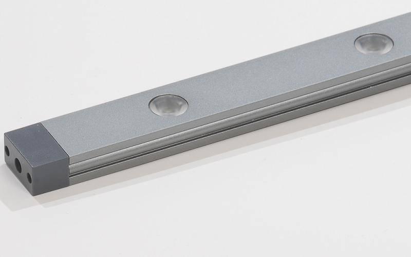 Square Linear LED Lighting