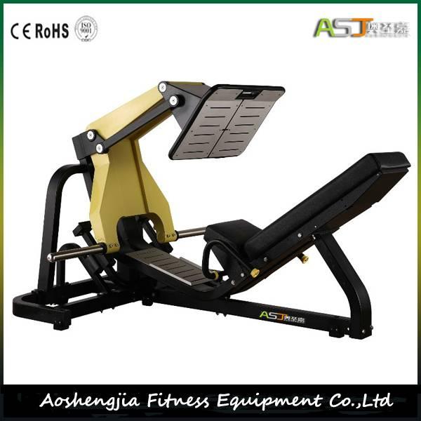 45 Degree Decline Leg Press Hammer Pure Strength/Gym Equipment