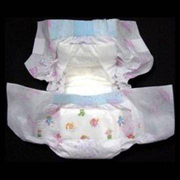 baby diapers or baby diaper and diaper
