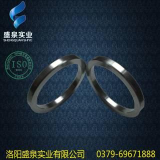 Metal oval gasket
