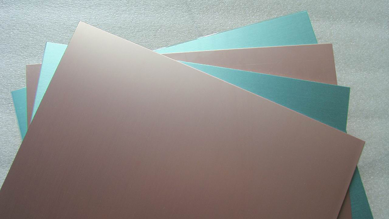 Copper Clad laminate Sheet (Alccl Frccl)