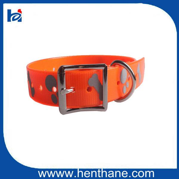 2014 high quality waterproof and durable dog collar, products for dogs wholesale