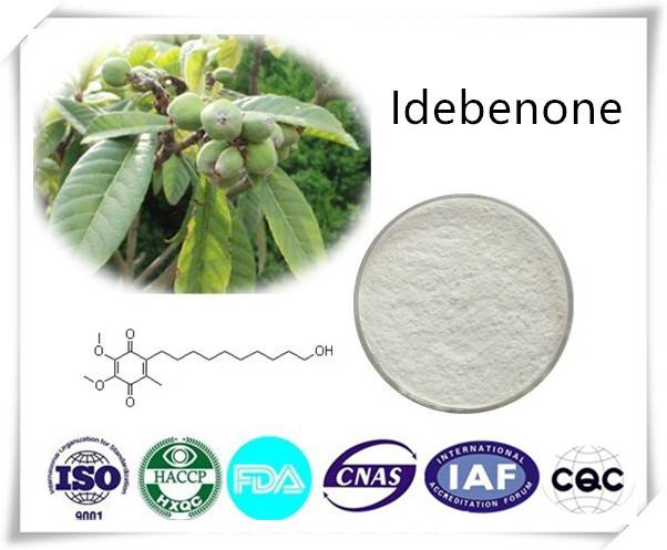 Idebenone 99% Cas number:58186-27-9 1kg/bag