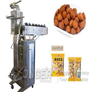 Coated Peanuts Packaging Machine|Granule Sachet Packing Machine