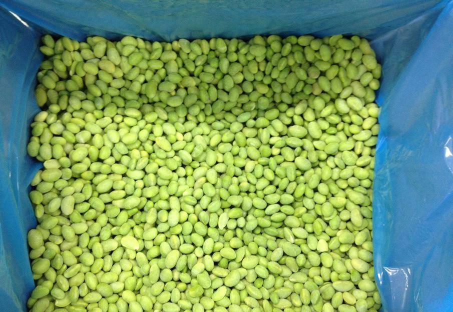 Frozen Soybean Kernel