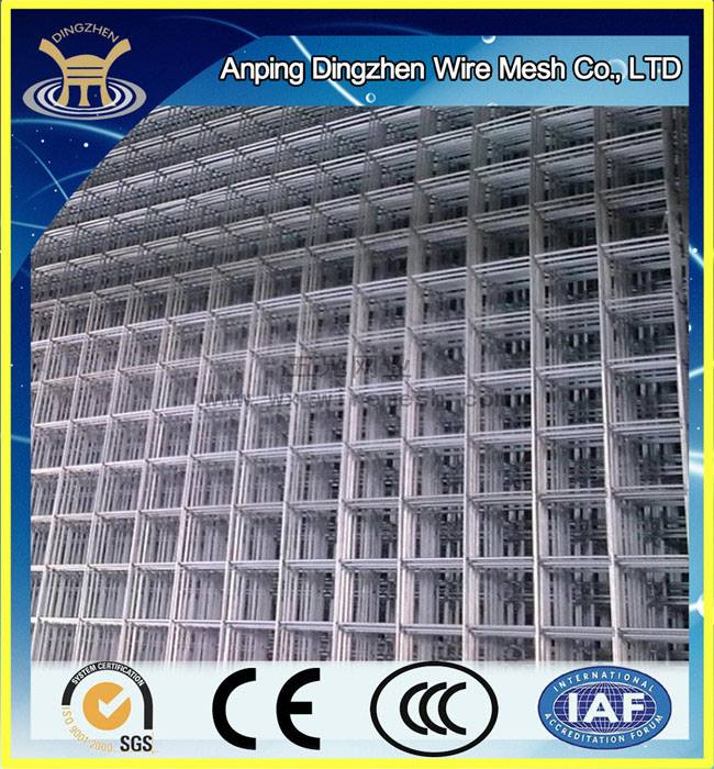 6x6 Reinforcing Welded Wire Mesh / 6x6 Concrete Reinforcing Welded Wire Mesh