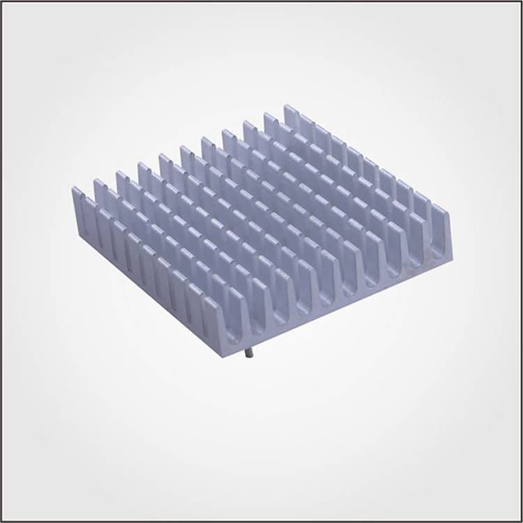 high performance aluminum profile fin heat sink