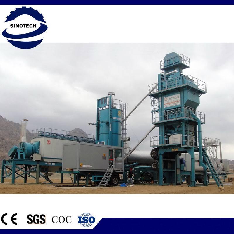 YLB2000 Mobile Asphalt Mixing Plant