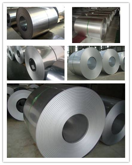 Full Hard SPHC Hot Dip SGLCC Aluminum Zinc Coated Metal Roofing Galvalume steel coil in iron sheets