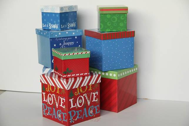 GIFT BOX, PACKING BOX