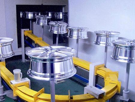 Paint Line Conveyor Systems