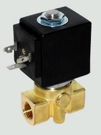 Granzow brass solenoid valve
