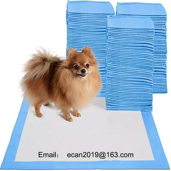 Disposable pet training pad puppy pee wee pads