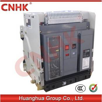 Air Circuit Breaker (ACB )CDW1-2000 2000A 2500a drawable type