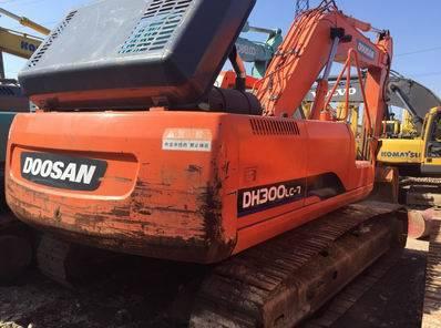 Used Daewoo/Doosan DH300-7 Excavator, Used Excavator DH300-7 for Sale
