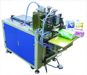 D600Facai Tissue Wrapping Machine