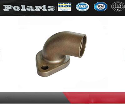 pump and valve cast