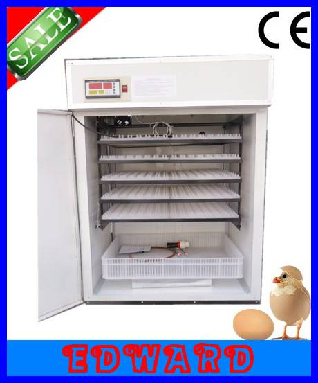 Wholesale price CE Compliant Automatic Egg incubator