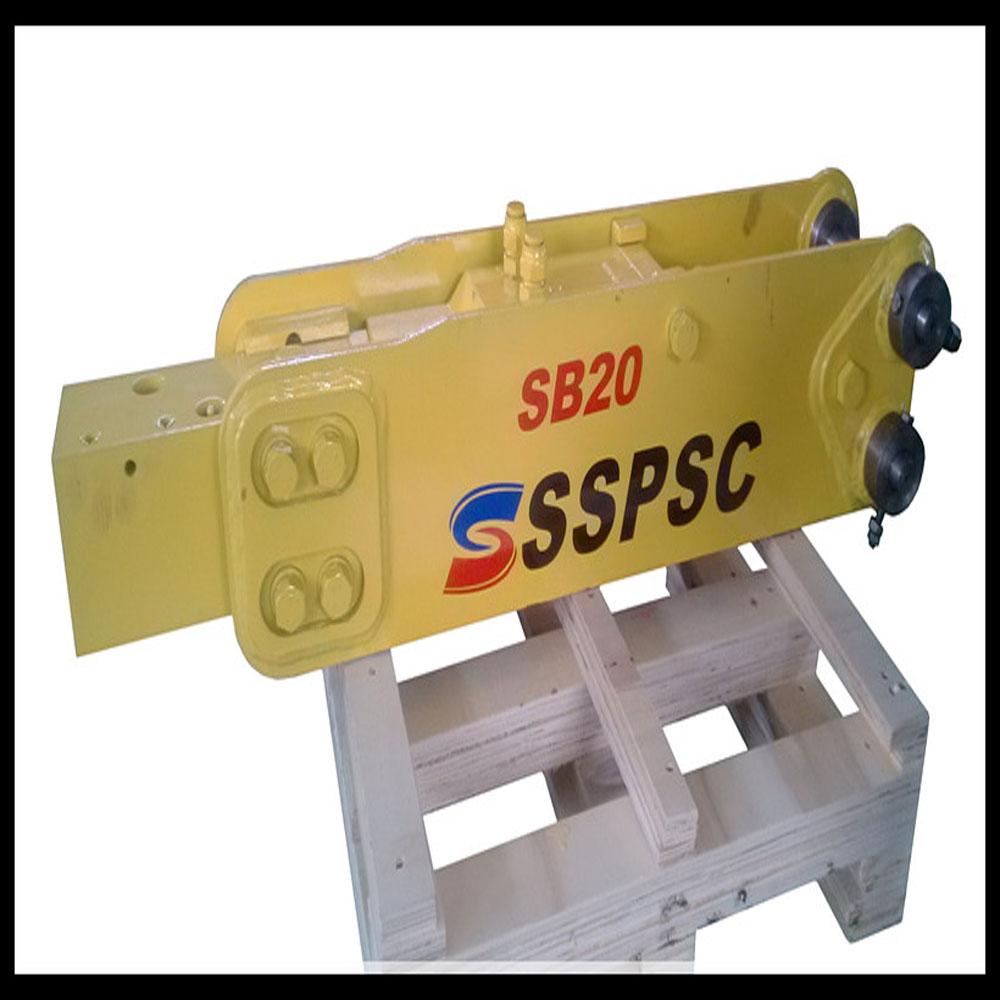 Top Type Hydraulic Breaker For Mini Excavator