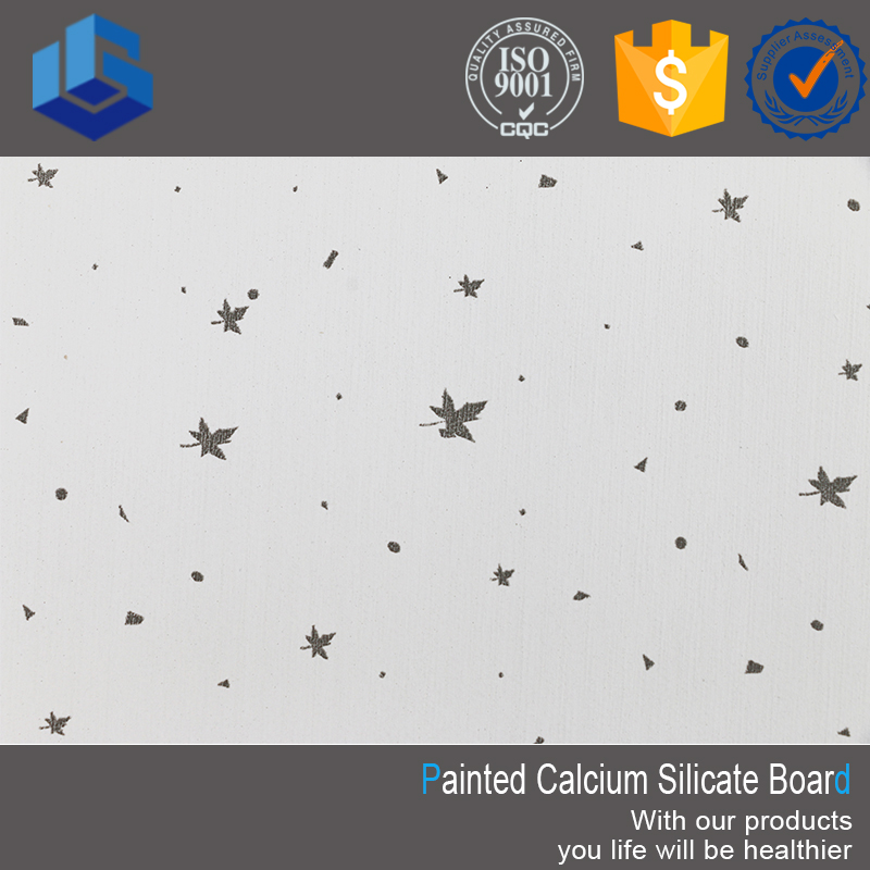 Decorative Calcium Silicate Ceiling Board