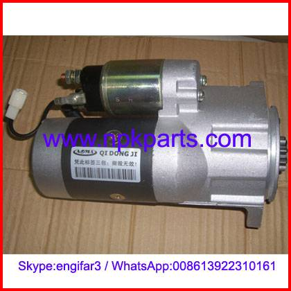 Yanmar engine parts 4TNV98/T starter 129900-77010