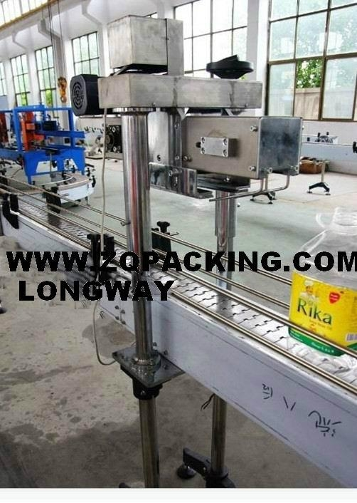 Automatic Cap Pressing Machine