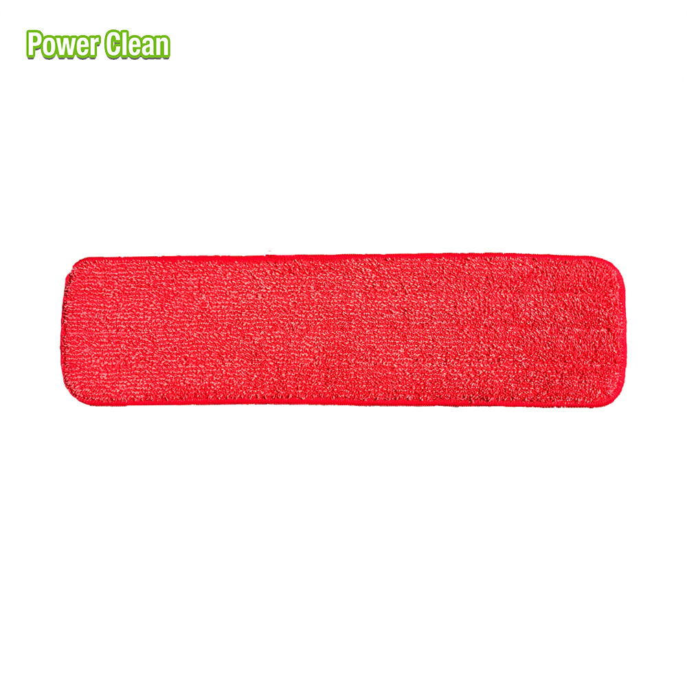 Cleaning Microfiber Dust Pad Washable Mop Head Pad Microfiber Flat Mop Replacement