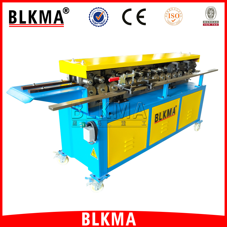 BLKMA rectangular hvac air duct T-12/T-15 tdf flange forming machine