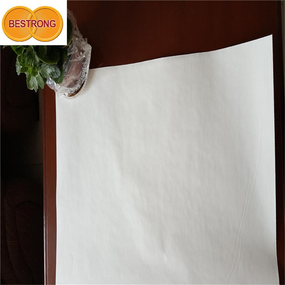 Food grade bagasse pulp