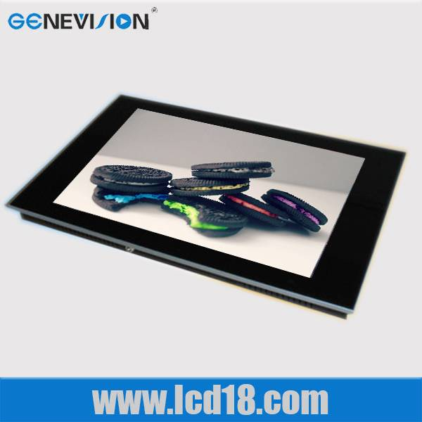 lcd advertising player for video advertising