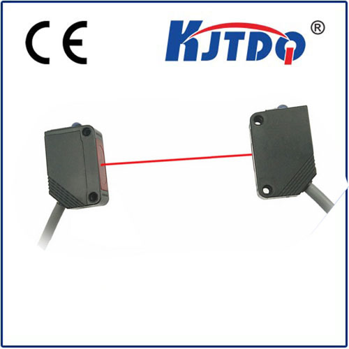 Customized Q31 laser through beam sensor with infrared lightCustomized Q31 laser through beam sensor