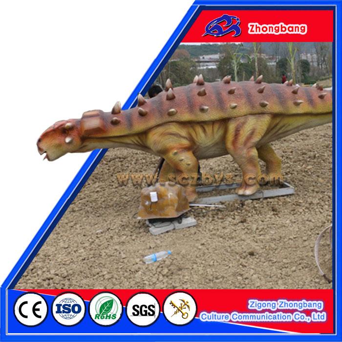 Animatronic Dinosaur Model For Amusement Park T-rex