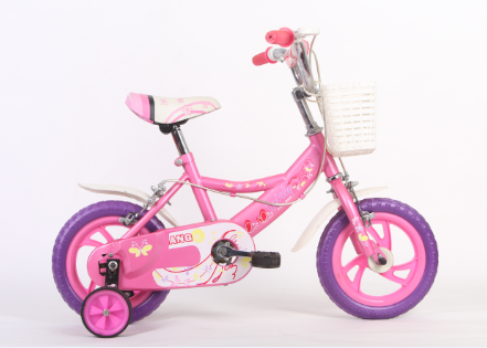 Hot sale 12inch EVA tyre kids bicycle cheap children bike,baty learning bike with training wheel