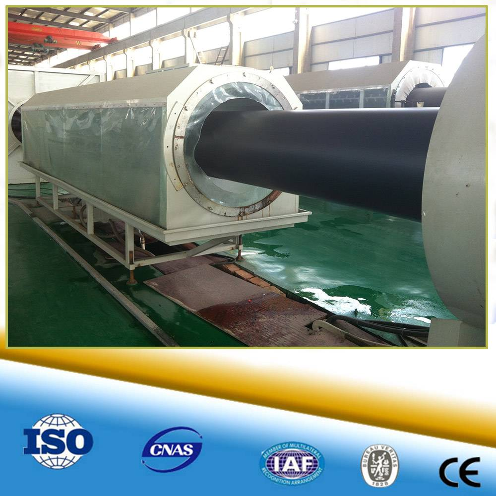 district heating and cooling water pipe polyurethane foam api spiral insulation steel pipe for hot a