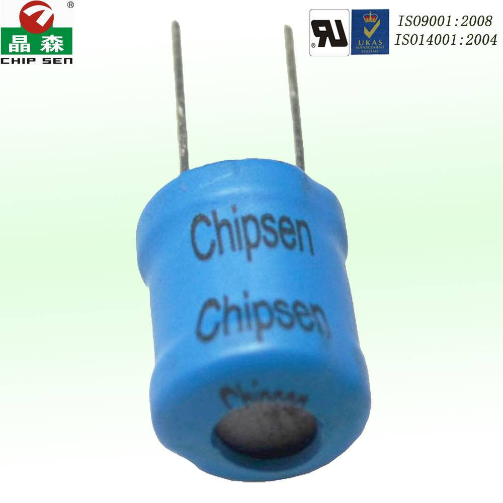 Chipsen DR2W0912 Radial Inductors with RoHS report(10uH~47mH)