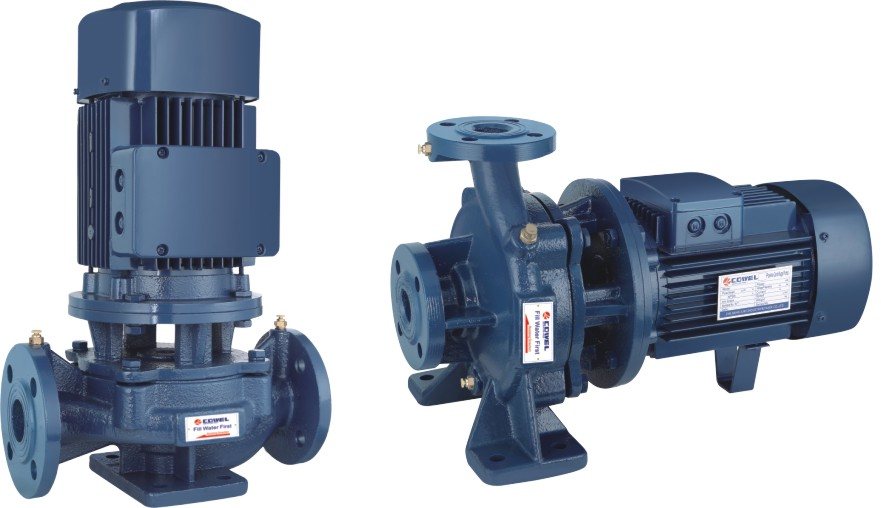 IRG ISG IRW ISW Series Single Stage Single Suction Pipeline Pump