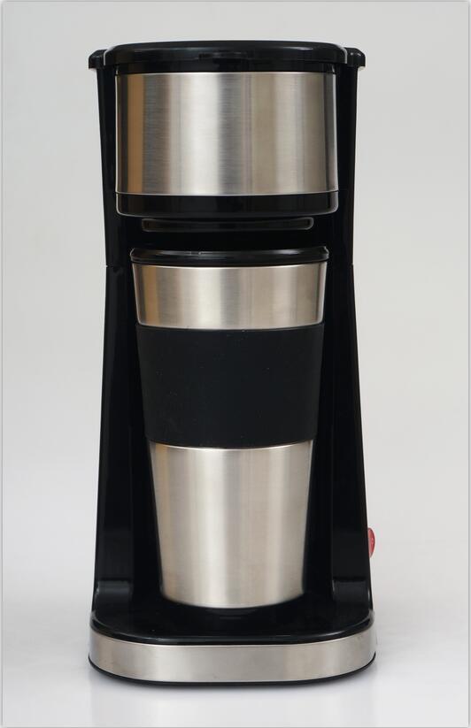 Single mug coffee maker 0.48L for instant coffee