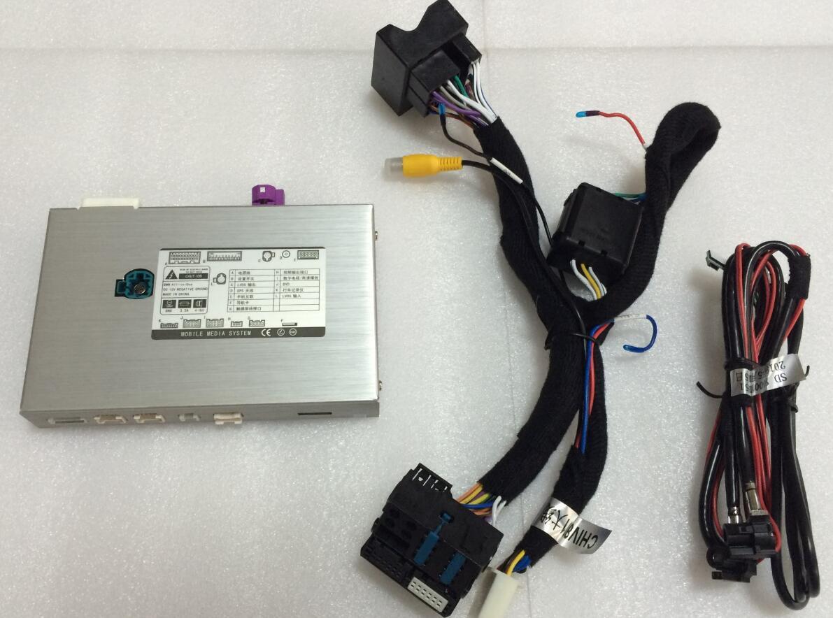 Car camera interface adapter
