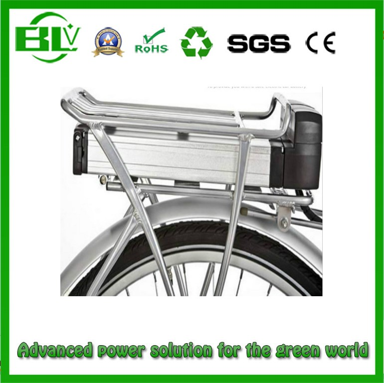 Hot Sale High Quality Lithium Battery Pack 36V 15Ah for Hanger Rear Type Electric Bike/Electric Bike
