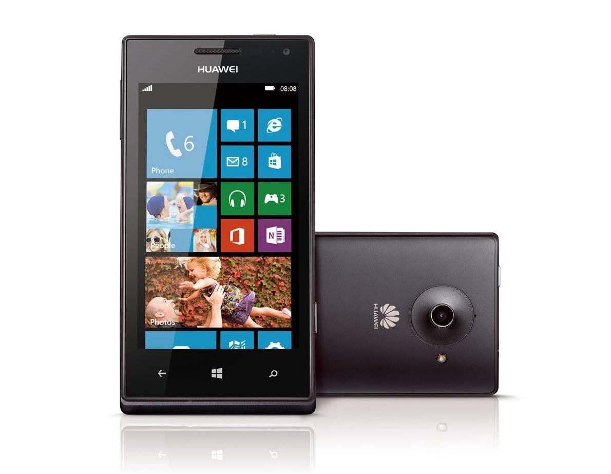 HUAWEI Ascend W1 Smartphone CellPhone