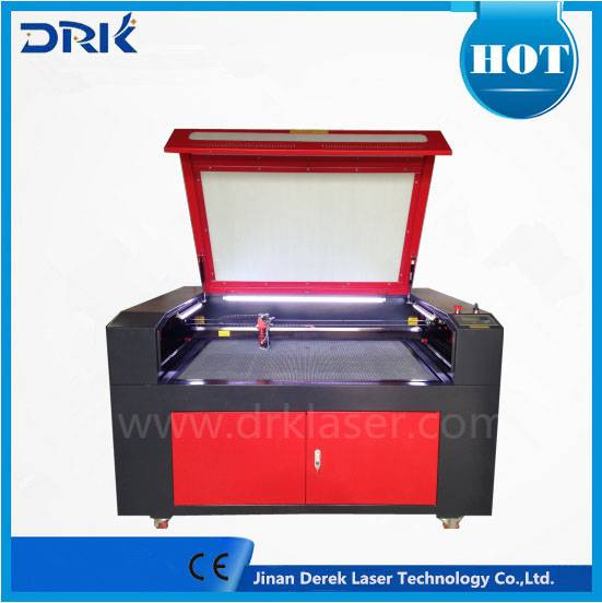 China manufacturer 3d co2 laser engraving machine for wood pvc acrylic mdf plywood leather rubber la