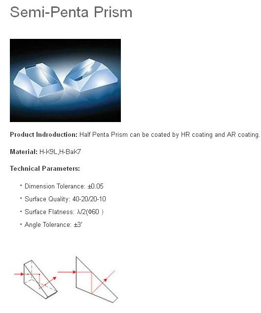 Half pentagonal prism