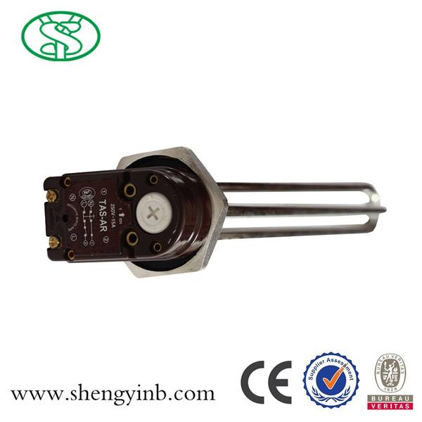 Flanged Tubular Electric Water Heater Element Parts for Shower (SY06-30UT)