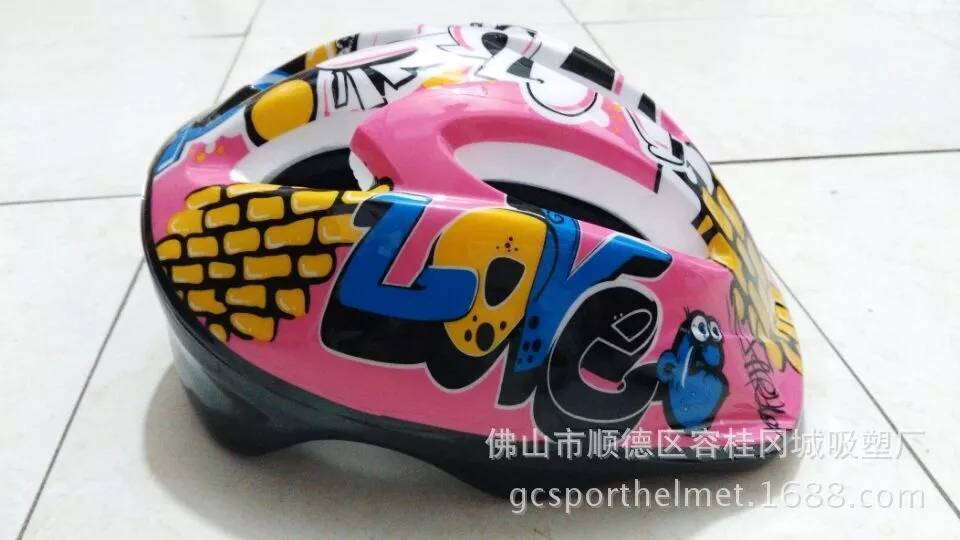 skate broad helmet for kids child cycling helmet