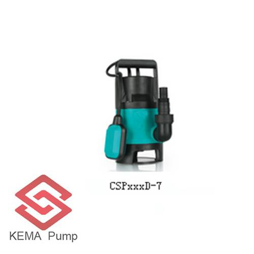 Csp400 Series Submersible Dirty Water Pump for Garden