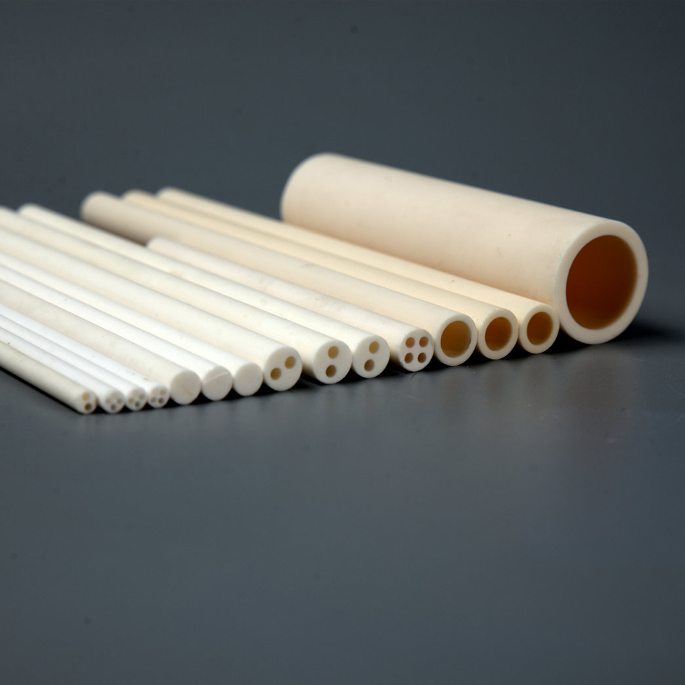 Vhandy OEM Porous Alumina Ceramic Tube Sleeves