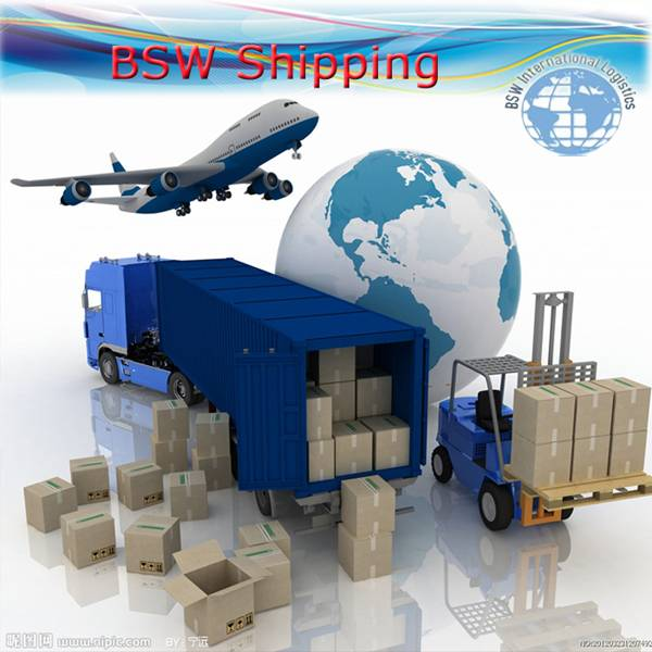 International Logistics Shipping: Air Shipping (customs clearance/warehouse/pick-up/agent)