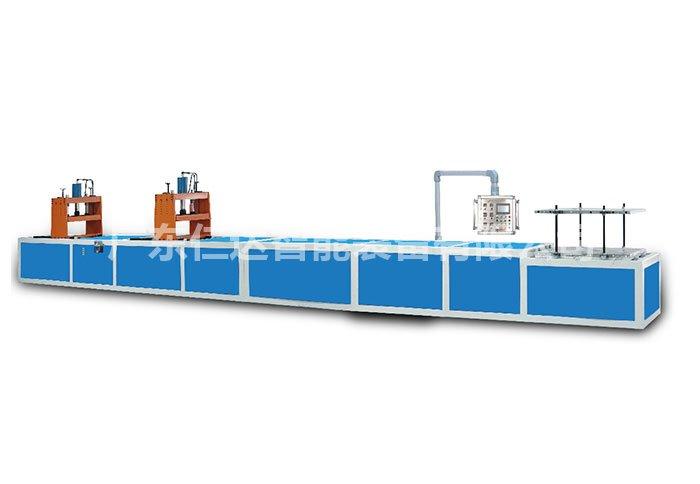 Hydraulic FiberglassPultrusionMachine15T FRP ExtrusionMachine
